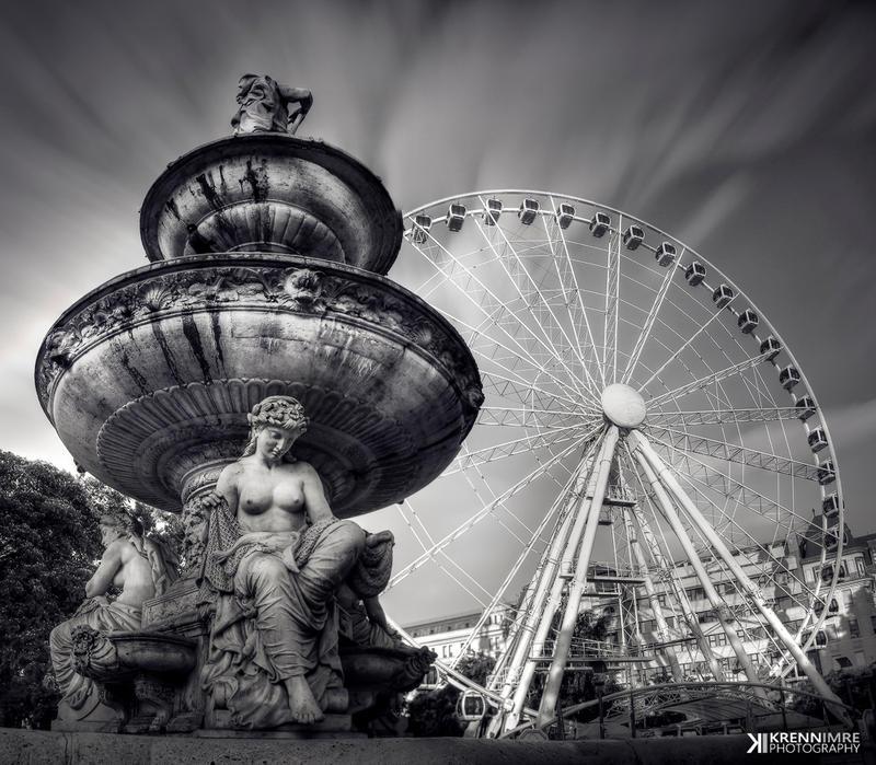 Budapest Eye by piximi