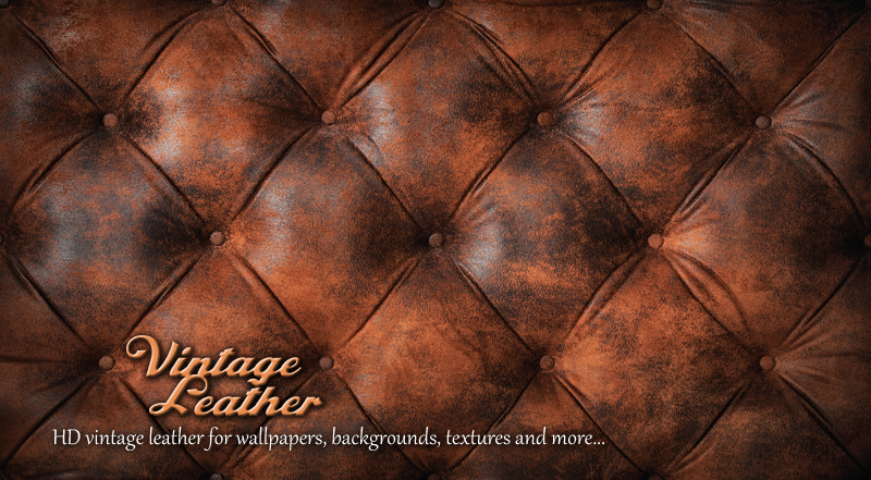 Vintage Leather by piximi