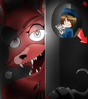 Five Nights At Freddy's- Foxy Says Yo-ho by XMaria-Onee-SamaX