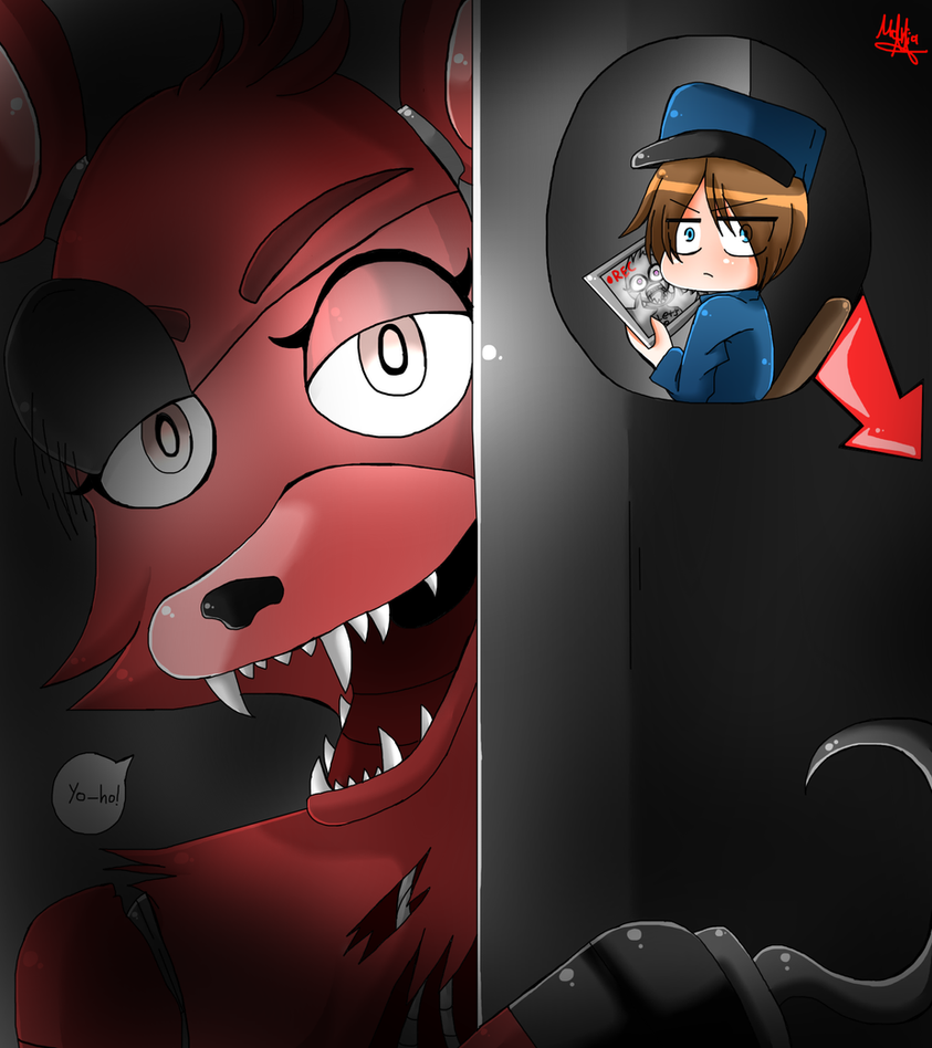 Five nights at freddy s foxy says yo ho by xmaria onee samax on