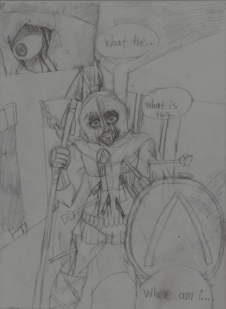 Drifters fan comic-page 1 by XMaria-Onee-SamaX