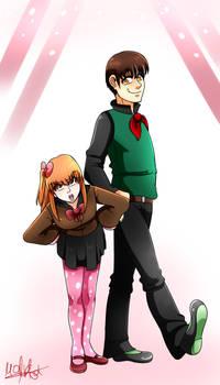Osana And Taro