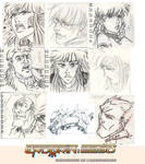 Visages of Erdorin by psychee-ange
