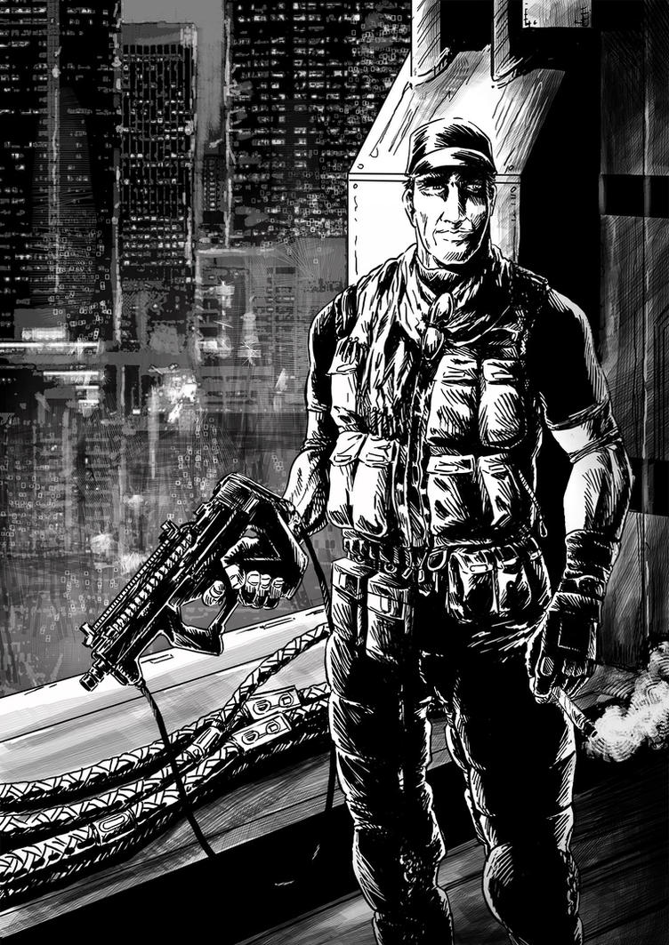 Commando-commission by psychee-ange