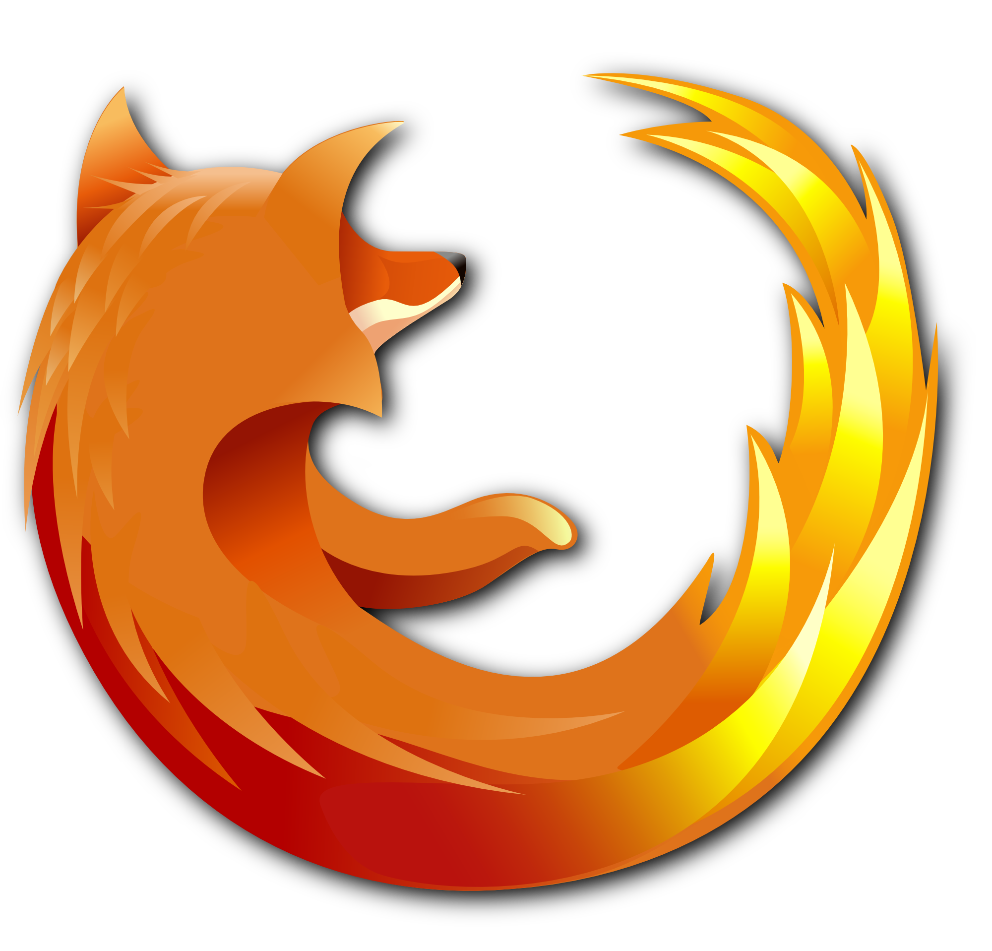 Cool Firefox Icon Firefox logo without g...
