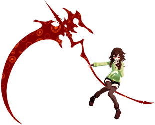 Charaski The Au Chara '' Special Attack '' by ShiinaRei