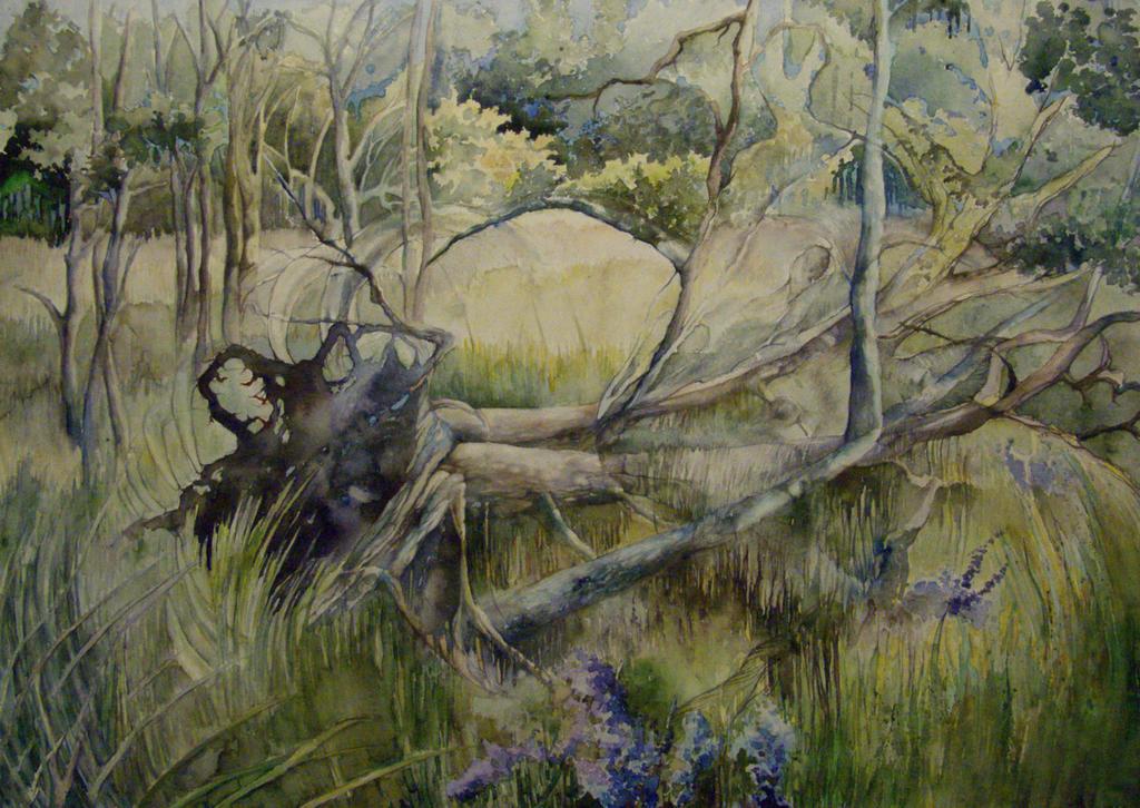 Branchanging by Vennatrix