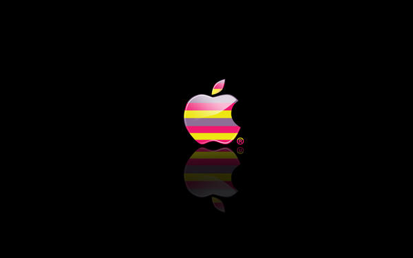 Apple wallpaper by chikaex0tica