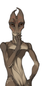 The very model of the sexy salarian