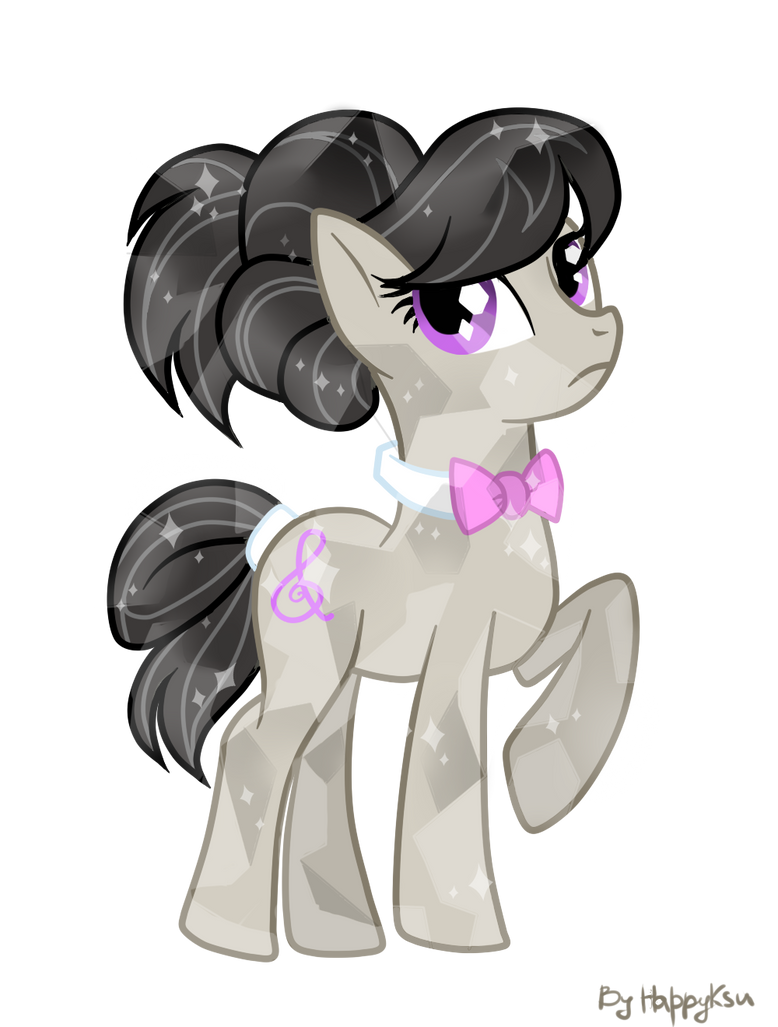 Crystal Octavia by HappyKsu