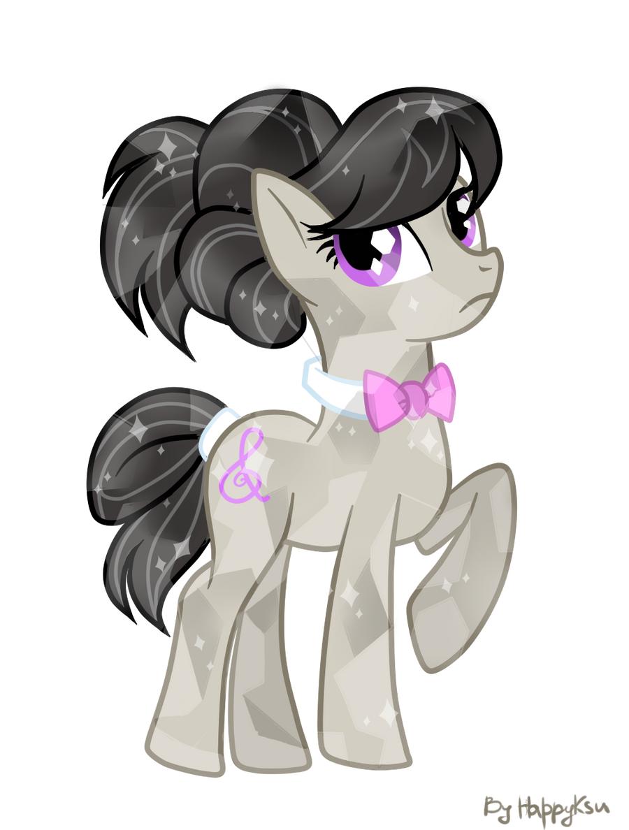 Crystal Octavia by HappyKsu