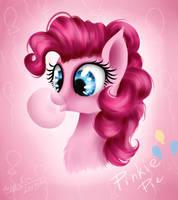 Pinkie Pie by HappyKsu