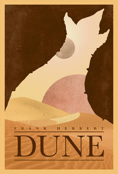 Dune-Book Cover