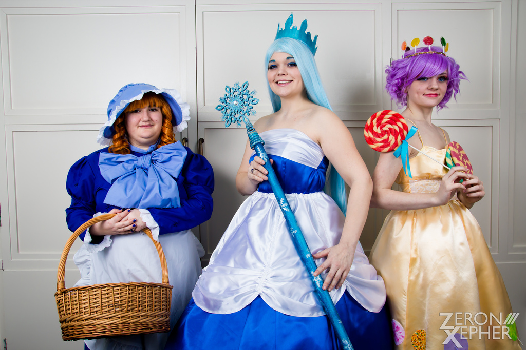 Candyland Cosplay by HatterSisters ...  sc 1 st  DeviantArt & Candyland Cosplay by HatterSisters on DeviantArt