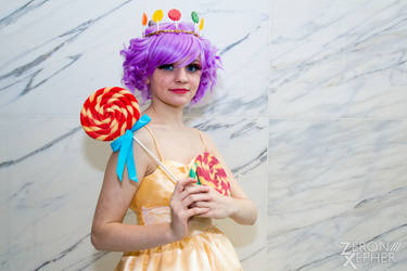 Princess Lolly Cosplay by HatterSisters
