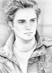 Edward Cullen. by R-becca
