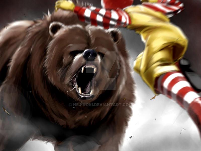 McBear coming soon. by nejinoki