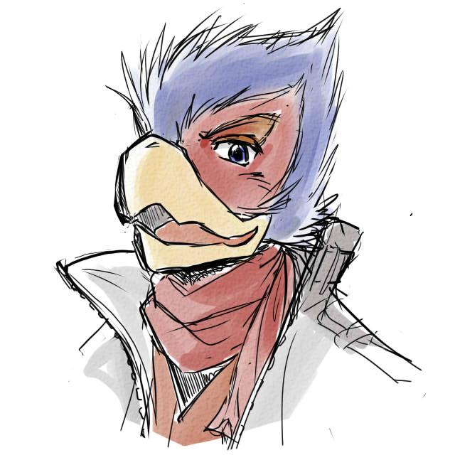 Falco by nejinoki