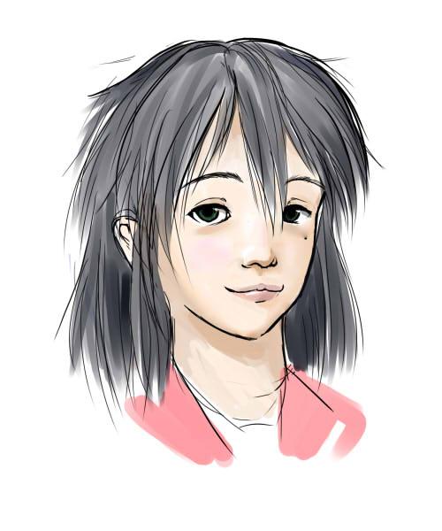 The Real Konata by nejinoki
