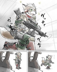 Weapons ban by nejinoki