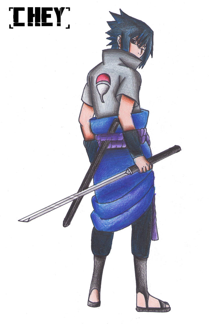 Sasuke Uchiha [Taka] by cheygipe on DeviantArt