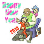2014 HappyNewYear