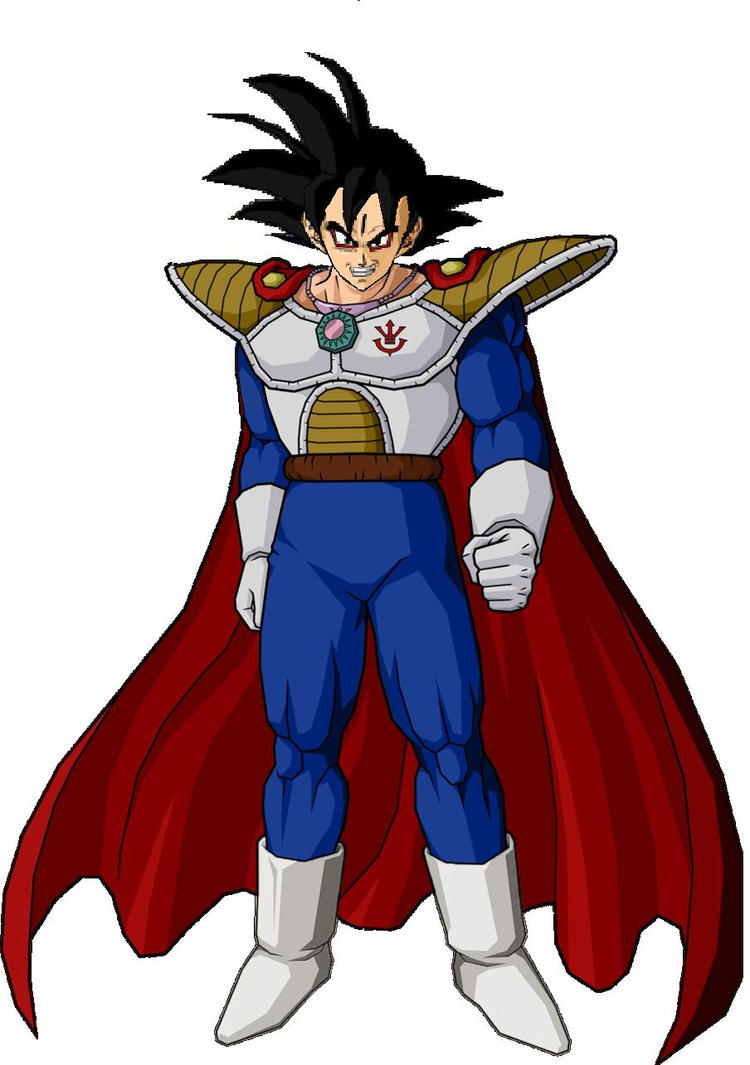 King Vegeta And Bardock | www.imgkid.com - The Image Kid ...