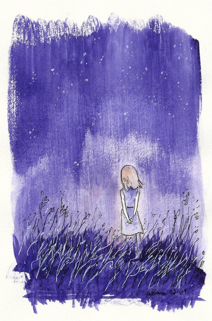 Purple Dreams by Kettana
