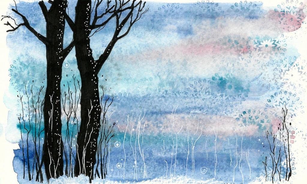 Winter Morning by Kettana
