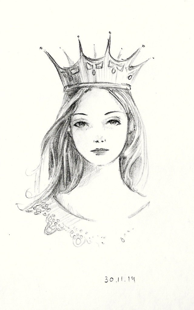 young Queen by Kettana
