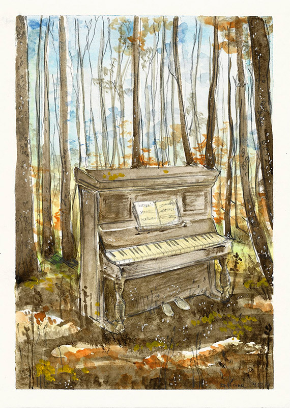 Autumn Music by Kettana
