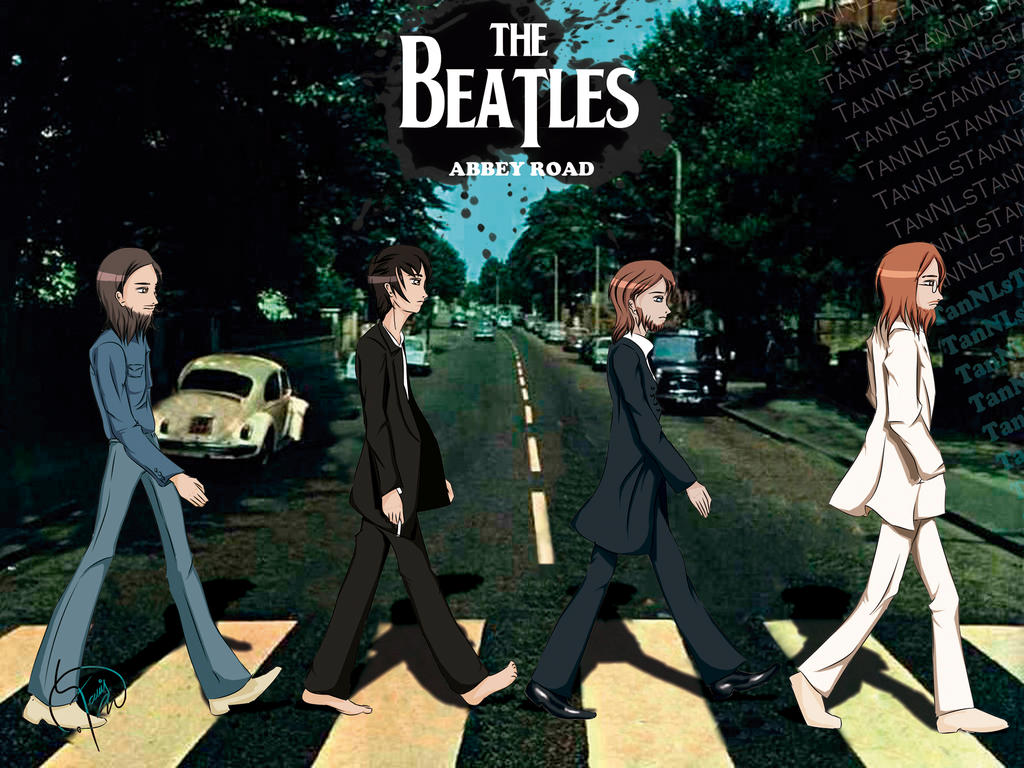 Pictures Of Beatles Wallpaper Abbey Road Www