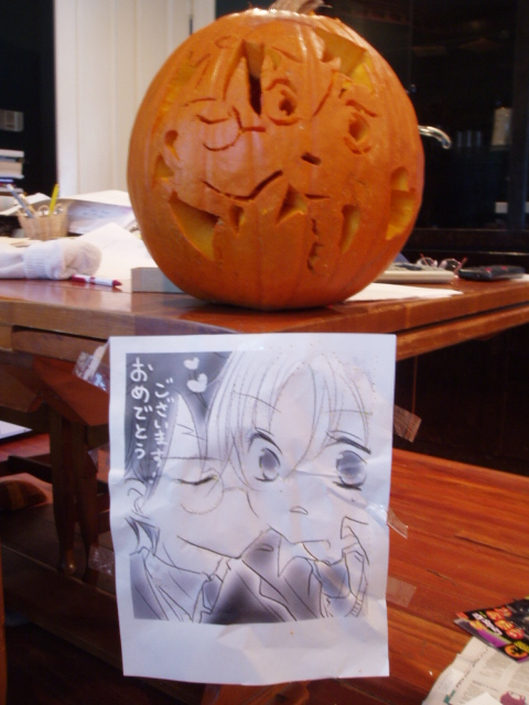 Drarry Pumpkin TWO by EmiMagick