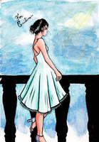 Cristine Sketch by Sorairo