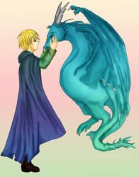Dragon Tamer by Sorairo