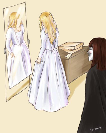 Evey's Wedding Dress