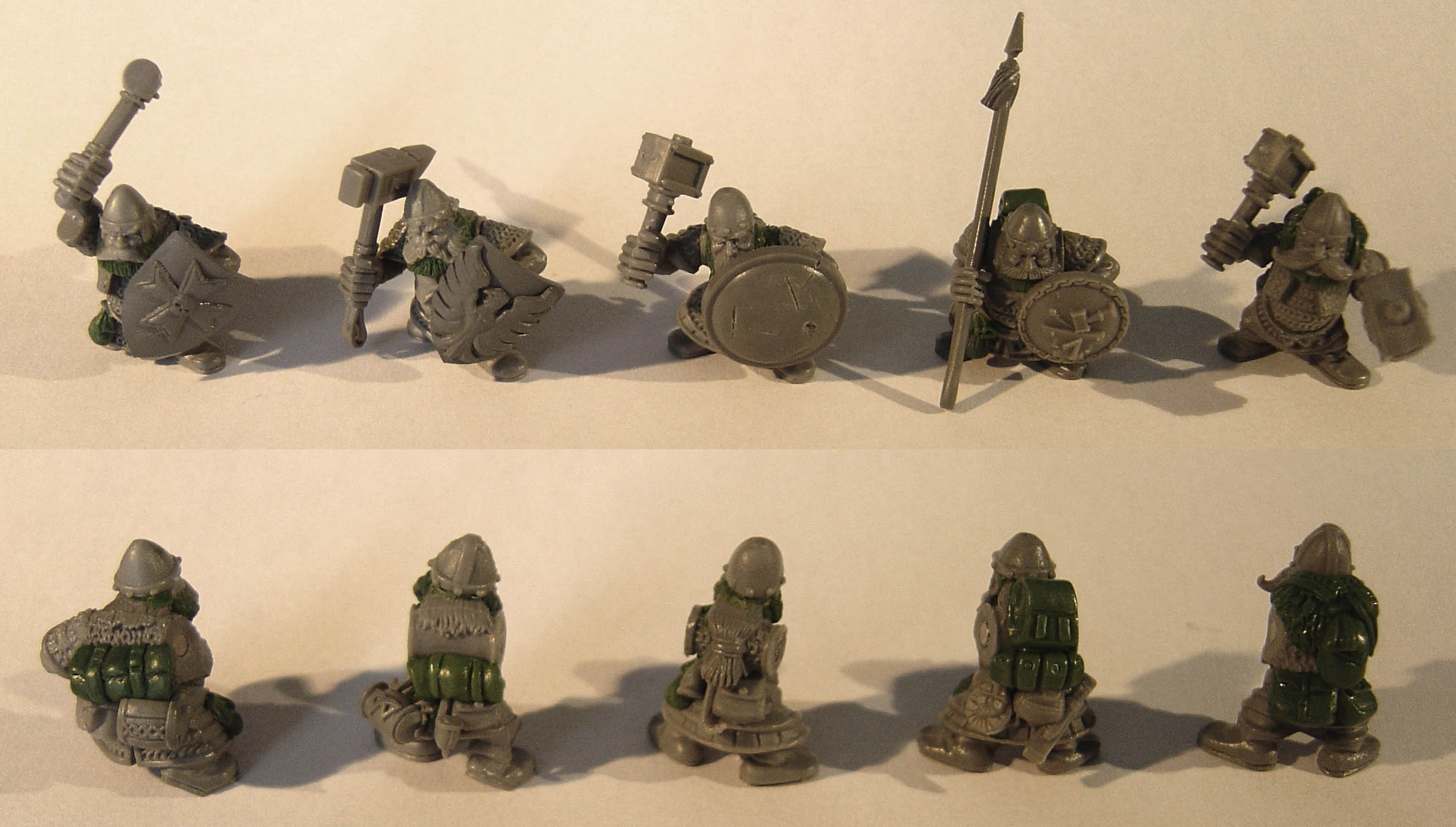 dwarf - Dwarf band : The Dümhammers Beardlings_by_skazdal-d98y96r