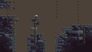 Old Dwarven Fortress - Early screenshot
