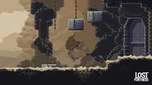 LOST FORTRESS - Main Gate (w.i.p)