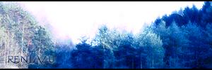 Landscape Sig by Renjazu