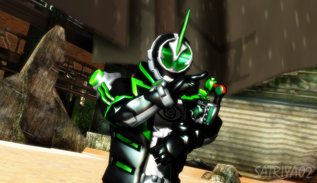 Kamen Rider Necrom: [MMD RENDER] Kamen Rider Necrom By Satriya02 On DeviantArt