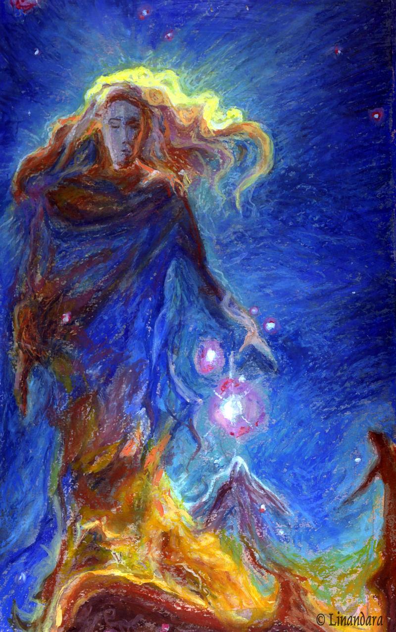 Lady Nebula by linandara