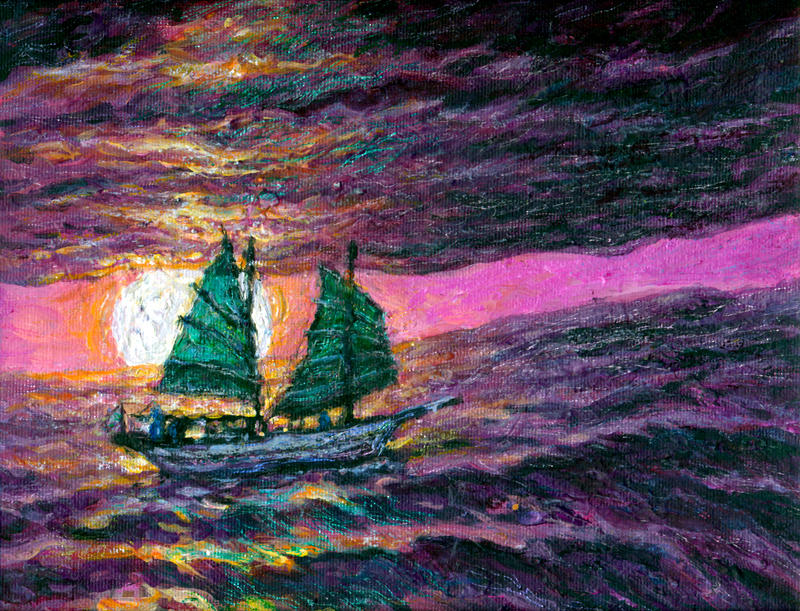 Seas of Eternity