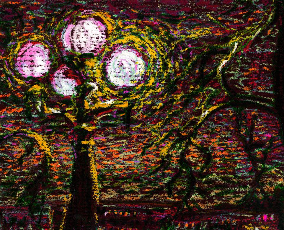 Lamplight by linandara