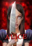 Alice - custom poster