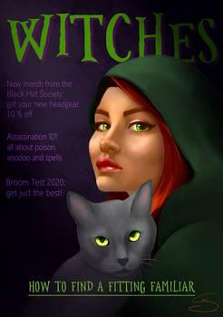 witches magazine