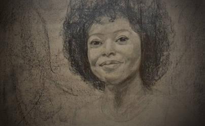 Alice Walker Sketch