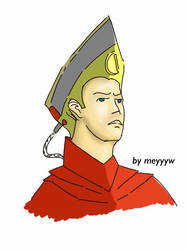 The ruler of  iron haed  by meyyyw