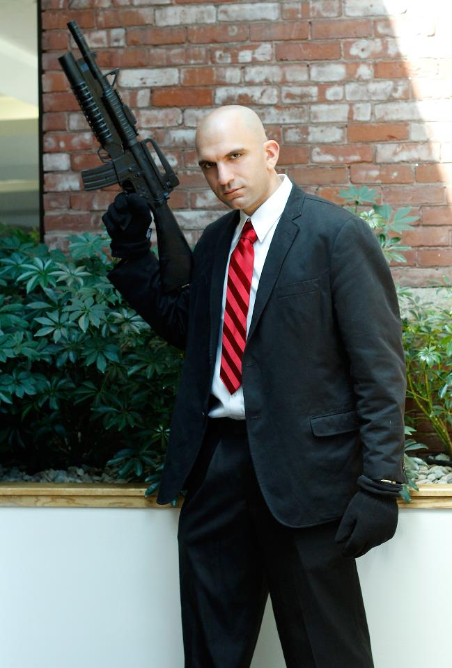 Agent 47 from Hitman by Motaku91 ...  sc 1 st  DeviantArt & Agent 47 from Hitman by Motaku91 on DeviantArt