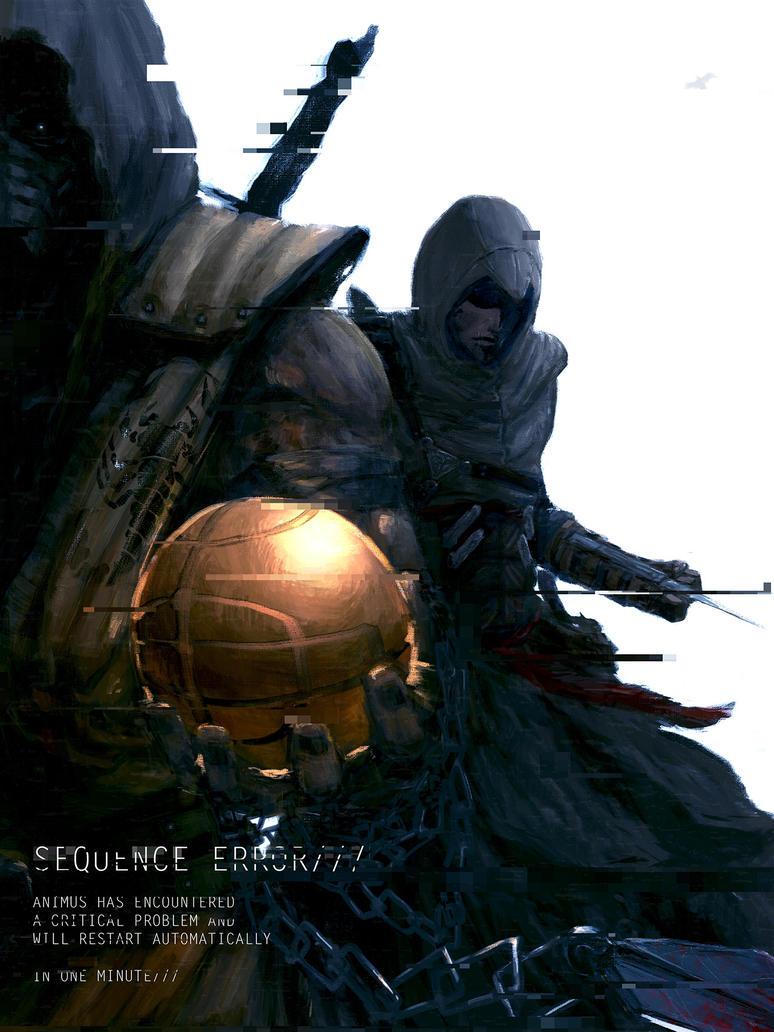 Sequence Error / Scorpion vs Altair by MangaAssault